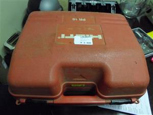 Hilti PR16 Laser Equipment + Accessories