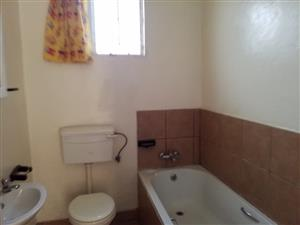 BACHELOR FLAT TO LET