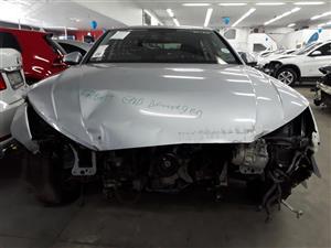 2016 Audi A4 1.4TFSI Code 2