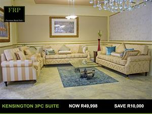 3 pc Lounge suite for sale