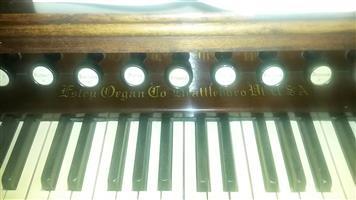 Antique Mackay Bros Organ