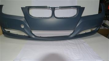 BMW STANDARD BUMPER FRONT E90 FACELIFT WITH OUT ANY HOLES R2500 INCL VAT