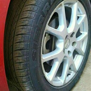 Dodge Journey Tyre