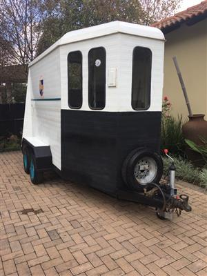 Horsebox rental