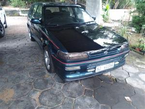 1998 Toyota Tazz 130 Sport
