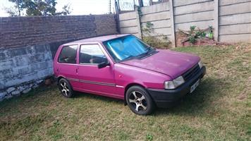 1994 Fiat Uno 1.6 EL 5 door
