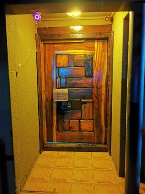 Pervit deur