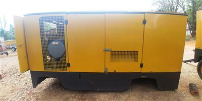 Atlas Copco 950CFM / 25 BAR Mobile Diesel Compressor