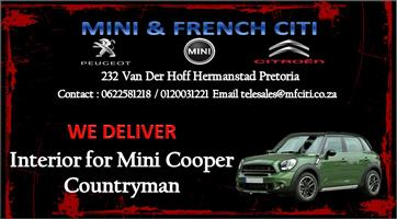 Mini Cooper Countryman Interior for sale