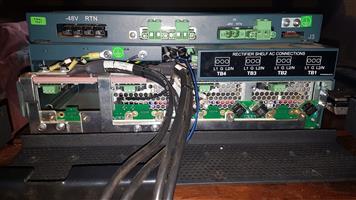 Cisco AC/DC Power system