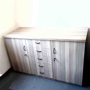 Server cabinet 2 door/ 5 drawer coimbra