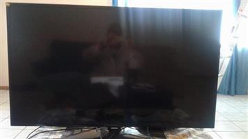 "49""Samsung HD led tv"