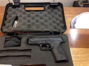 Smith & Wesson M&P 9mm full size