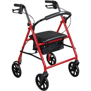 R8 Rollator by Drive Medical. On Promotional Offer, while stocks last.