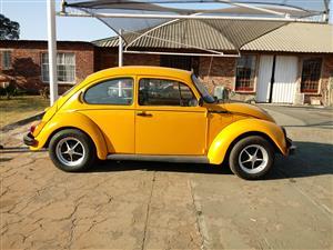 1977 VW Beetle 1.8T