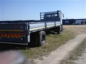 Daf 8.5 ton drop sides
