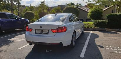2014 BMW 4 Series Gran Coupe 420i GRAN COUPE M SPORT  A/T (F36)