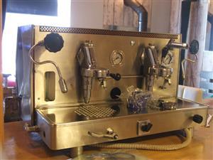 Faema Ariete  E61 Restored Traditional Commercial Coffee Espresso Machine