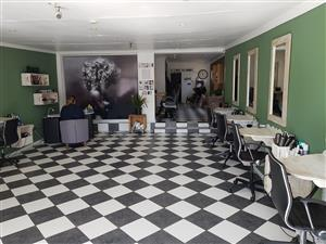 Hair Salon for Sale 10 years old