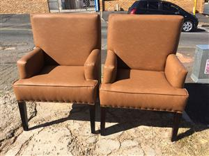Double chair set