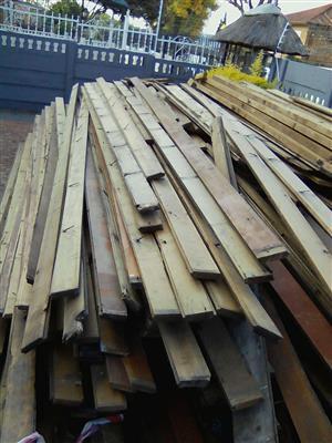 Oregon pine flooring -ALL SIZES