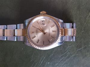 Rolex Watch Oyster