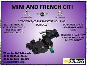 Citroen thermostat housing for sale