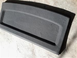 Vw polo back board