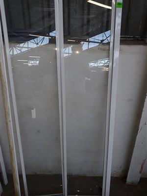 Glass shower doors for sale