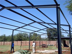 Lightweight Steel Frame Structures