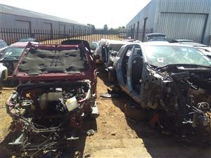 Jeep,Chrysler and Dodge Stripping For Parts