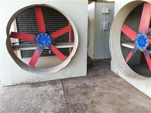 Exotherm Combo Heater Units