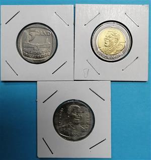 Mandela Coins set