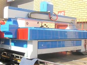 R-1325LC/45 EasyRoute 380V Lite 1300x2500mm Aluminium T-Slot Clamping CNC Router, 4.5kW