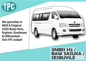 JINBEI H2 / BAW SASUKA / SESBUYILE FOR SALE.