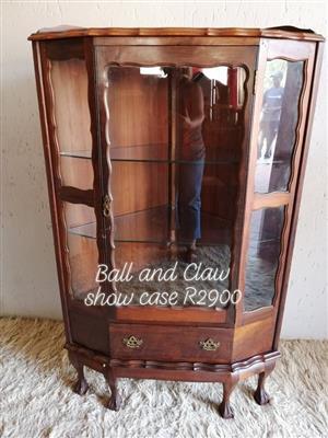 Ball & Claw Showcase