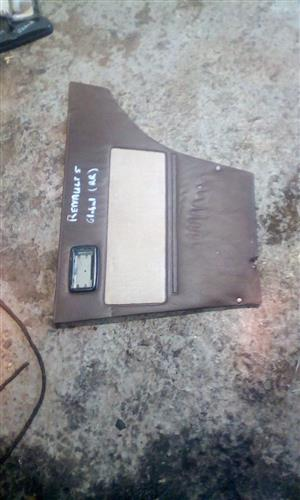 RENAULT 5 RIGHT REAR DOOR PANEL  - USED GLOBAL