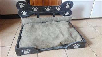 Black doggy bed for sale