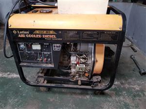Lutian 5 kva diesel generator