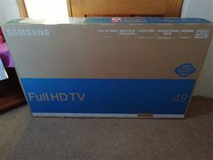 """49"""" Samsung TV te koop."""