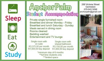 Rand Airport Student Accommodation