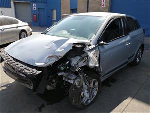 2019 Hyundai i20 1.4 Fluid auto Code 3