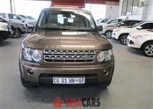2013 Land Rover Discovery DISCOVERY 3.0 TD6 SE