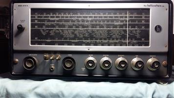 Hallicrafters SX-62A receiver
