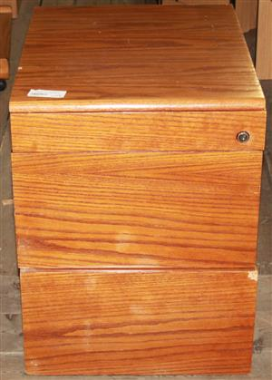 2 Drawer cupboard S028897s #Rosettenvillepawnshop