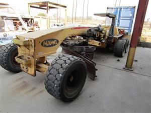 Fermel SM0001, Low Profile Grader - ON AUCTION
