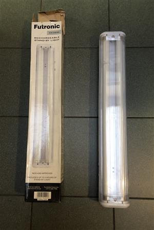 3 x Rechargeable emergency lights