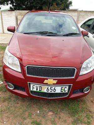 2012 Chevrolet Aveo 1.6 LS hatch