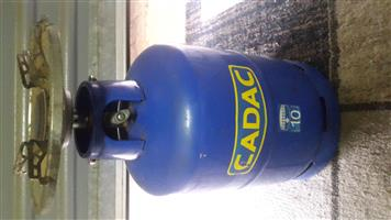 CADAC N0 10 gas bottel with cooker
