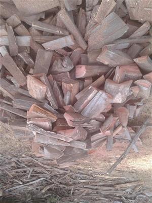 Red Saligna Braai & Firewood